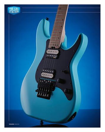 Total Guitar Schecter Sun Valley Super Shredder FR