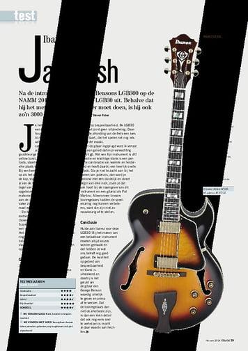 gitarist.nl Ibanez LGB30