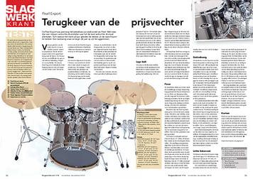 slagwerkkrant.nl Pearl Export