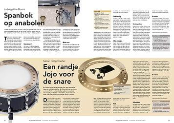 slagwerkkrant.nl Ludwig Atlas Mount