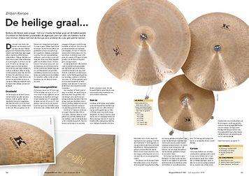 slagwerkkrant.nl Zildjian Kerope