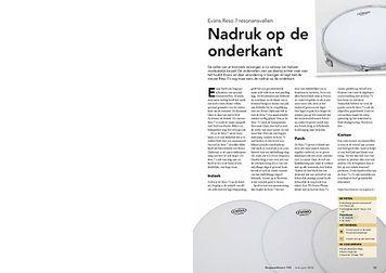 slagwerkkrant.nl Evans Reso 7