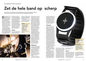 slagwerkkrant.nl Soundbrenner Pulse