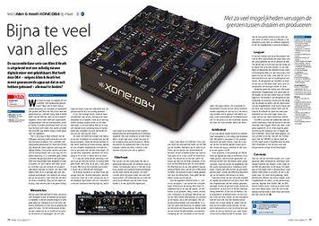interface.nl Allen & Heath XONE:DB4 dj-mixer