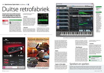 interface.nl Best Service Synth-Werk soundlibrary