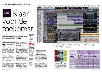 interface.nl Avid Pro Tools 10