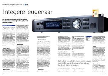 interface.nl Roland Integra-7 synthmodule