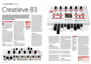interface.nl Ferrofish B4000+ orgelmodule