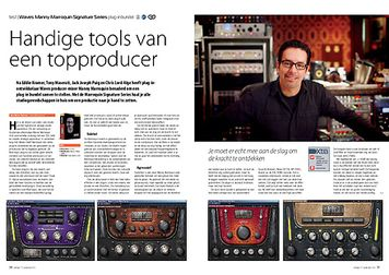 interface.nl Waves Manny Marroquin Signature Series plug-inbundel