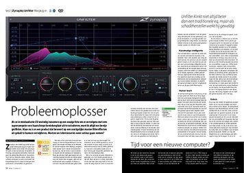 interface.nl Zynaptiq Unfilter filterplug-in