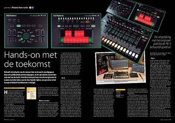 interface.nl Roland Aira-serie