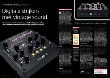 interface.nl Waldorf Streichfett stringsynthesizermodule