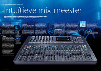 interface.nl Soundcraft Si Impact | digitale mixer
