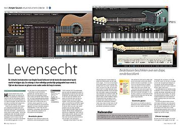 interface.nl Ample Sound virtual instrument-collectie