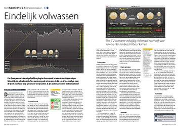 interface.nl Fabfilter Pro-C 2 compressorplug-in