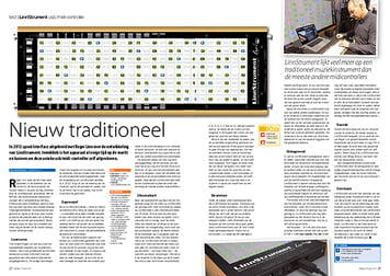 interface.nl LinnStrument usb/midi-controller