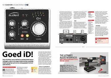 interface.nl Audient iD4 usb-audio-interface