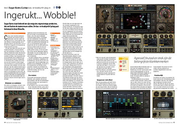 interface.nl Sugar Bytes Cyclop bas- en leadsynth-plug-in