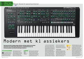 interface.nl Roland System-8 keyboardsynthesizer
