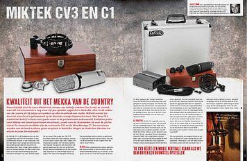 musicmaker.nl Miktek CV3 en C1