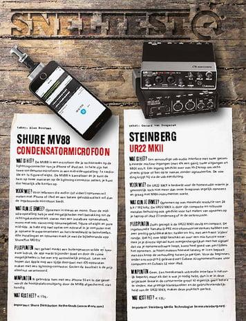 musicmaker.nl Steinberg UR22 MKII