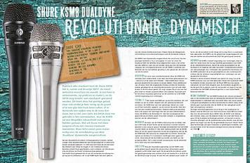 musicmaker.nl Shure KSM8 Dualdyne