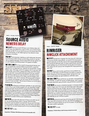 musicmaker.nl Source Audio Nemesis Delay