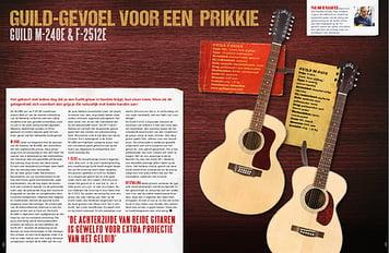 musicmaker.nl Guild-gevoel voor een prikkie