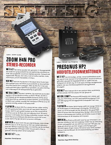 musicmaker.nl Zoom H4N Pro