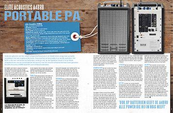 musicmaker.nl Elite Acoustics A4BR8