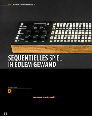 Professional Audio Polyend SEQ