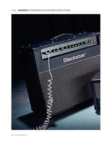 Guitarist BlackStar
