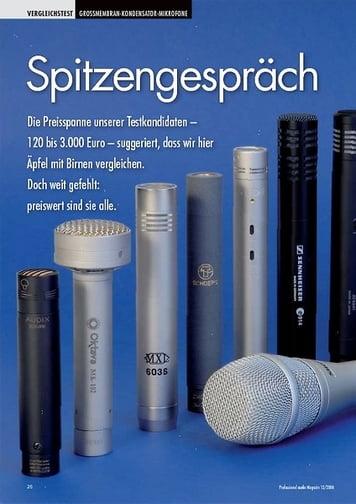 Professional Audio Spitzengespräch
