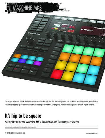 Sound & Recording Native Instruments Maschine MK3