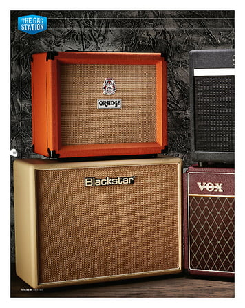 Total Guitar Orange Rocker 15 1x10 Combo