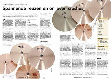 slagwerkkrant.nl Paiste Odds & Ends en Gentle Giants