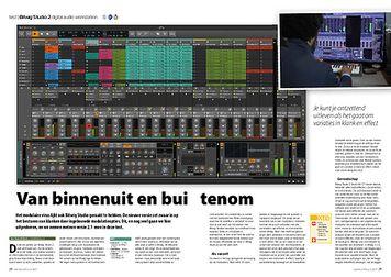 interface.nl Bitwig Studio 2 digital audio workstation