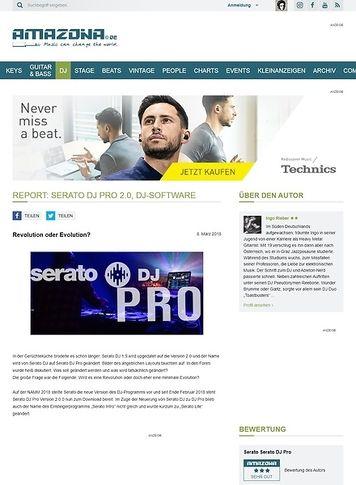 Amazona.de Serato DJ Pro 2.0