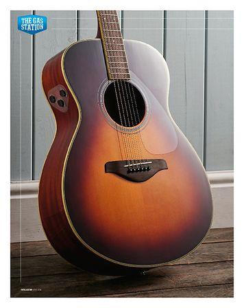 Total Guitar Yamaha FS-TA