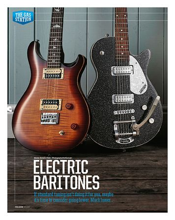 Total Guitar Gretsch 65265 Electromatic Jet