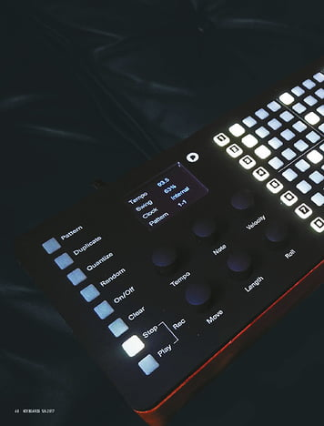 Keyboards POLYEND SEQ
