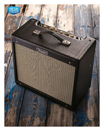 Total Guitar Fender Blues Junior IV Combo