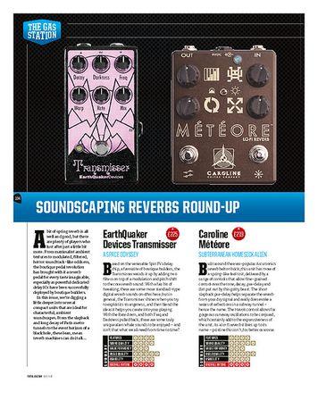 Total Guitar EarthQuaker Devices Transmisser