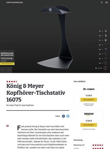 Kopfhoerer.de K&M 16075