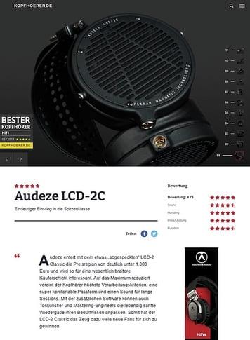 Kopfhoerer.de Audeze LCD-2 Classic