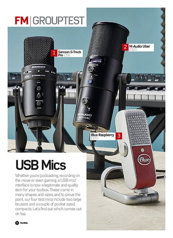 Future Music Apogee MiC Plus