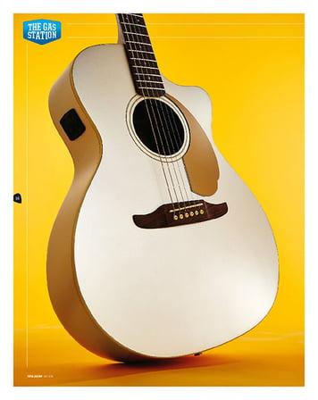 Total Guitar Fender California Seriess Newporter Player