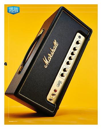 Total Guitar Marshall Origin 20 Head