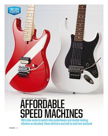 Total Guitar EVH Wolfgang Standard