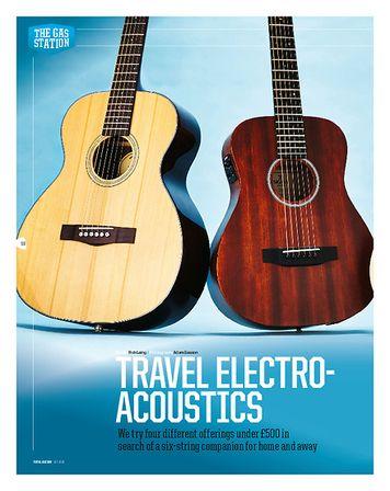 Total Guitar Fender CT140SE